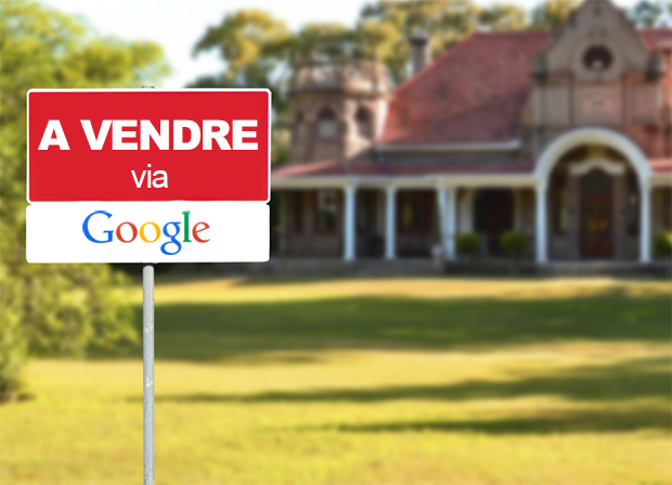 google immobilier