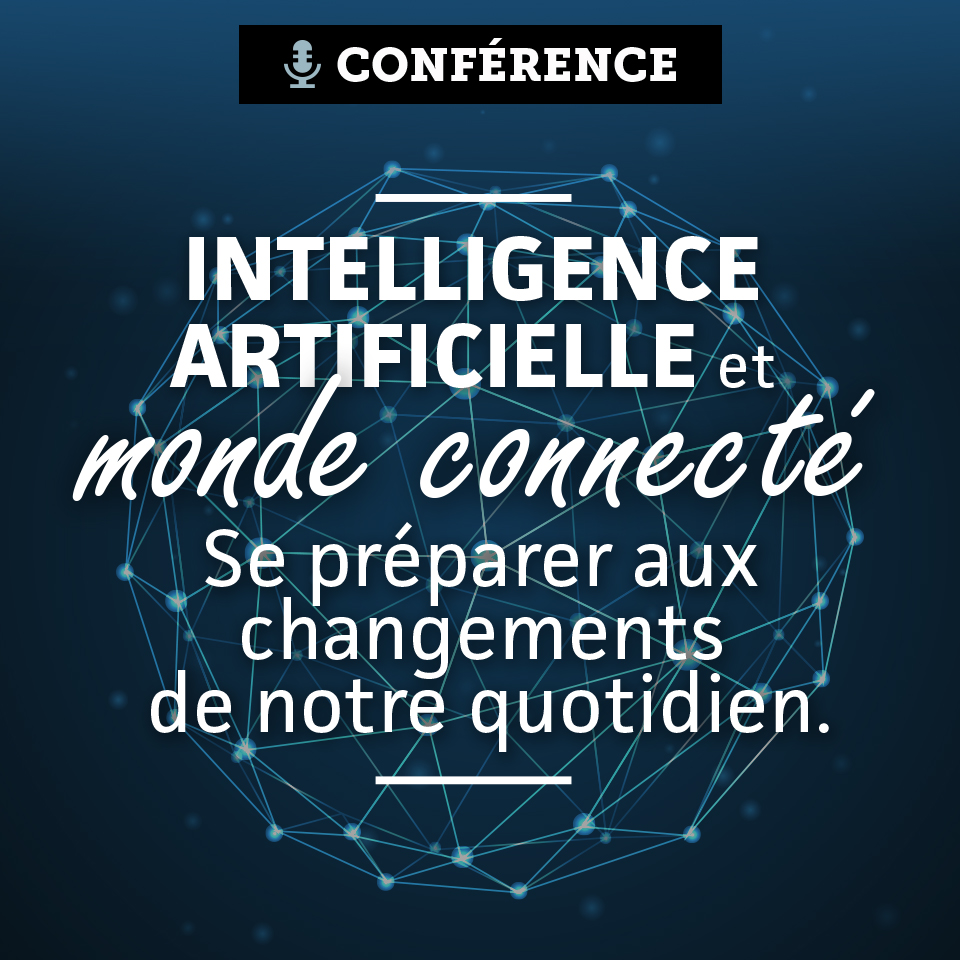 Intelligence artificielle et monde connecté