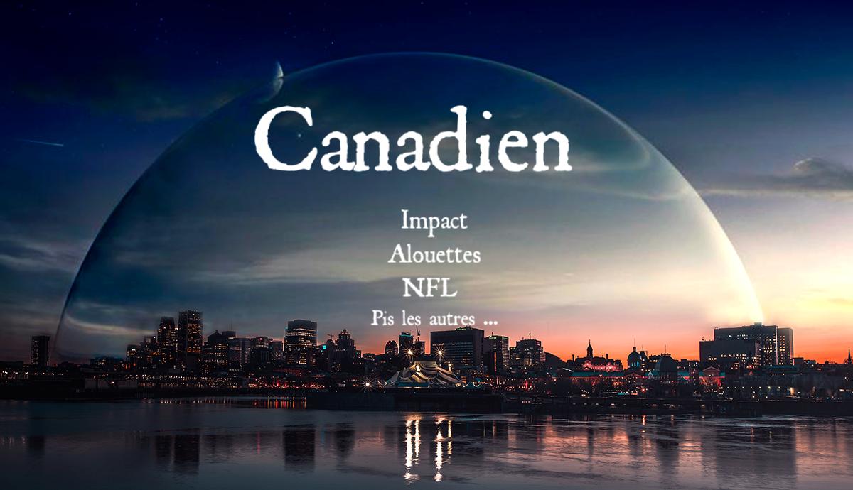 Le petit monde de la couverture sportive au Québec doit se réinventer.